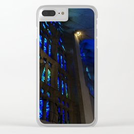 barcellona Clear iPhone Case