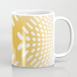 Holey Pattern Coffee Mug