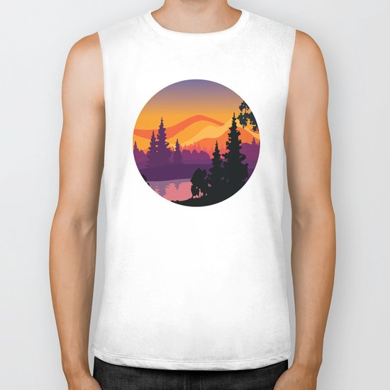 My Nature Collection No. 16 Biker Tank