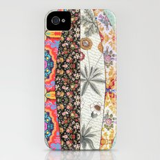 lean on me iPhone (4, 4s) Slim Case