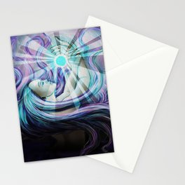 Sleepy Desolation Stationery Cards