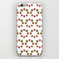 moon phase iPhone & iPod Skins featuring It's just a phase by Emma Anna • @emma_anna_chatter