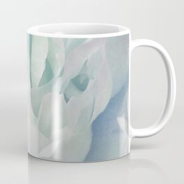 Peony in Blue White Coffee Mug