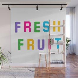 FRESH FRUIT Wall Mural