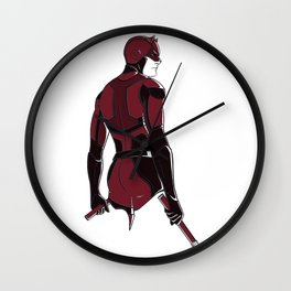 You worried about me? Wall Clock