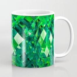 Emerald City May Emerald Birthstone Design Coffee Mug