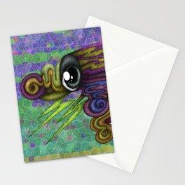 Psicho-eye Stationery Cards