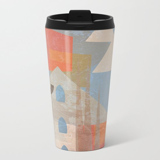 Milano Metal Travel Mug