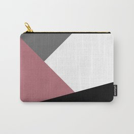Elegant geometric design Carry-All Pouch