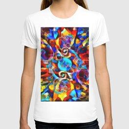 Fractal Frenzy I T-shirt