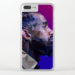 Nipsey Hussle Clear iPhone Case