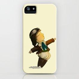 Amelia Earhart  iPhone Case