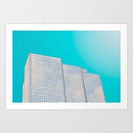 Unique Cityscape Art Print