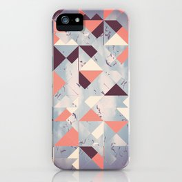 Abstract Sky iPhone Case
