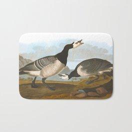 Barnacle Goose Bath Mat