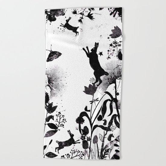 The Calling Beach Towel