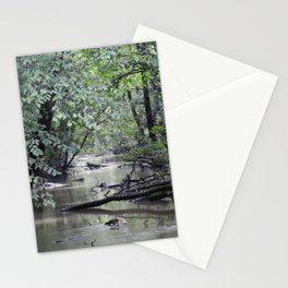 Quiet on the Creek Stationery Cards