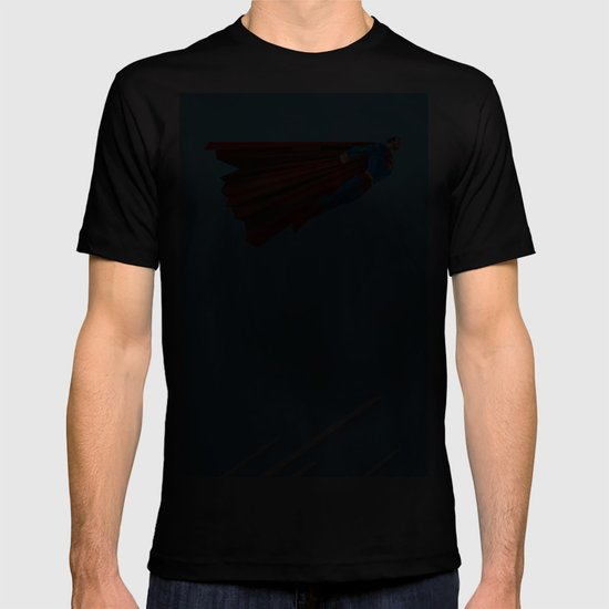 Man Up (blue steel variant) T-shirt