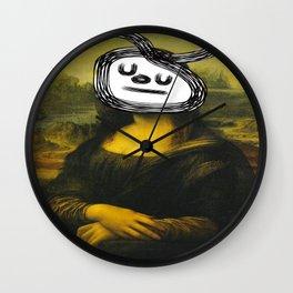 Gioconda-Swaggie [SWAG] Wall Clock