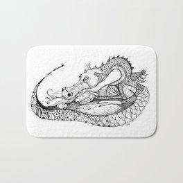 Dragon Eggs Bath Mat