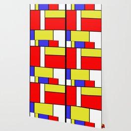 Mondrian #57 Wallpaper