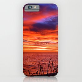 The Mighty Saint-Lawrence at Dawn iPhone Case