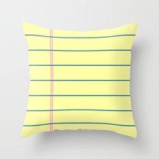 biljeska Throw Pillow