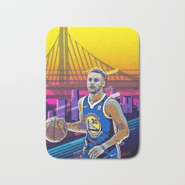 Steph Curry Bath Mat