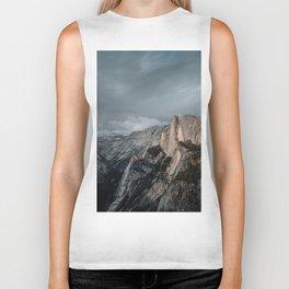 Yosemite's Half Dome Biker Tank