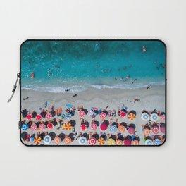 Albanian beach #society6 #buyart Laptop Sleeve