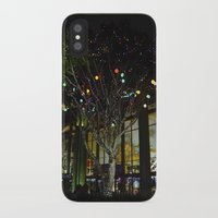 outdoor iPhone & iPod Cases featuring Outdoor Magic I by Around The Park