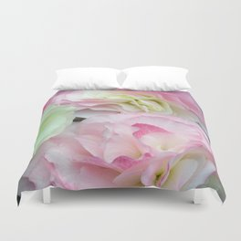 Double Begonia Duvet Cover