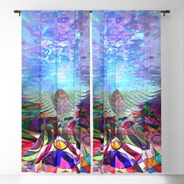 Icarus Rising Blackout Curtain