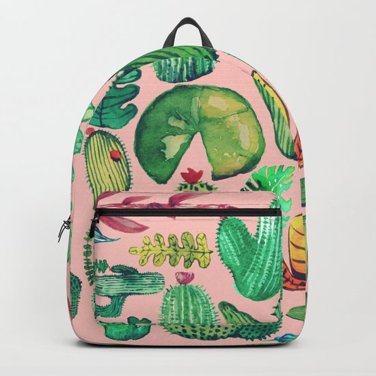 Nature Mix Pink!! Backpack