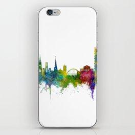 Cheltenham England Skyline iPhone Skin