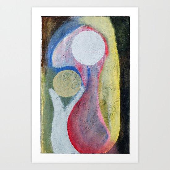 1996 viii (b) Art Print