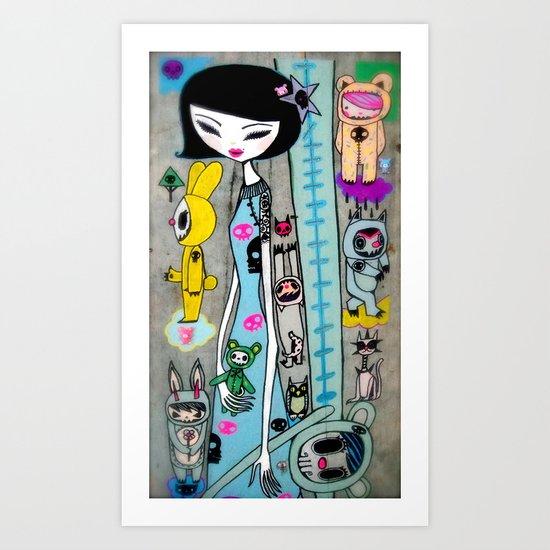 moymoy Art Print