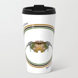 Iridescent Jumper Metal Travel Mug