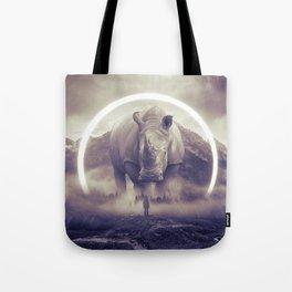 aegis II | rhino Tote Bag