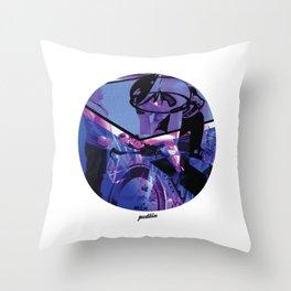 Lampre Colours Throw Pillow