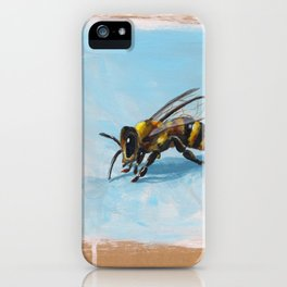 Buzzle-bee iPhone Case