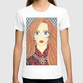 Duchess in Pearls T-shirt