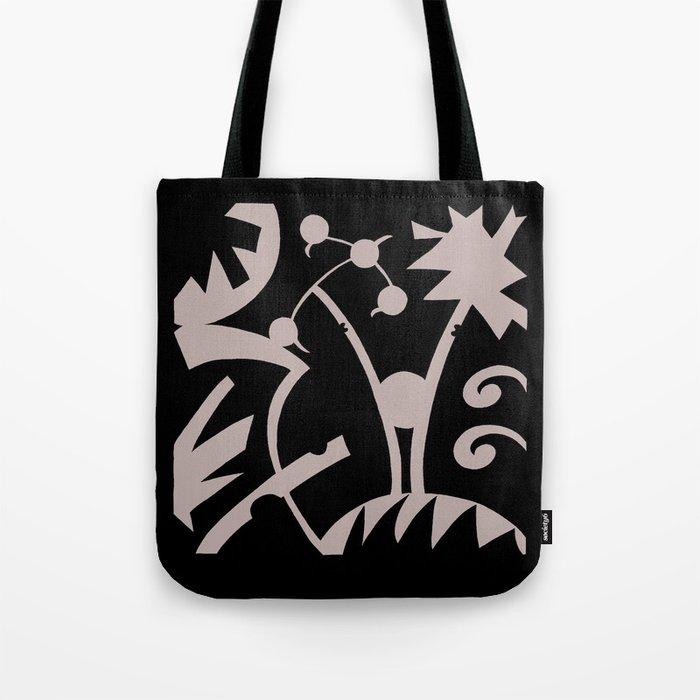 Abstract Jungle Tote Bag