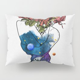 Roots of love. Pillow Sham