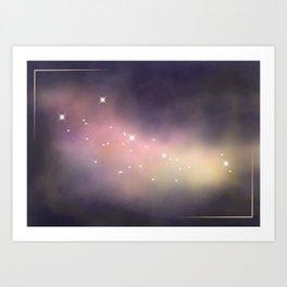 Lunox Art Print