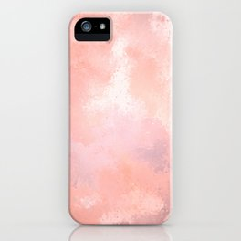 Mosaic cloudiness iPhone Case
