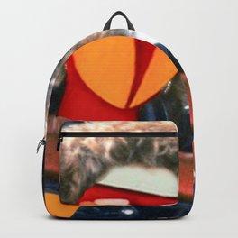 You're the one that I want uh hu hu Backpack