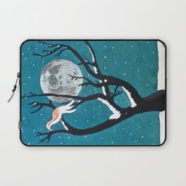 January Moon Laptop Sleeve