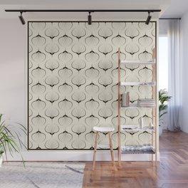 """Art Deco . No. 18 """"Shells."""" Wall Mural"""