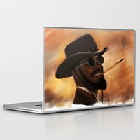 django Laptop & iPad Skins featuring Django by Victoria Ripalda Tamame